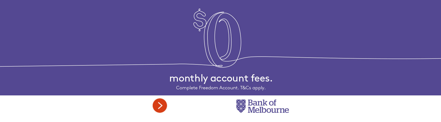 Bank of Melbourne Complete Freedom